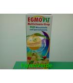 Egmovit Sirop Multivitamine+Minerale+Oligoelemente 500ml