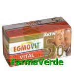 Egmovit Aktiv Vital 50+ 20 capsule