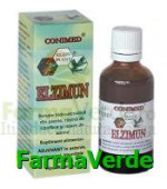 Conimed Elzimun Solutie 50 ml ELZIN PLANT