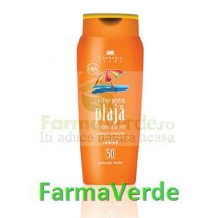 Emulsie plaja ulei de catina KIDS FP 50 200ml Cosmetic Plant