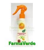 PROMO!! Emulsie protectoare copii SPF30 Gerovital Sun Farmec