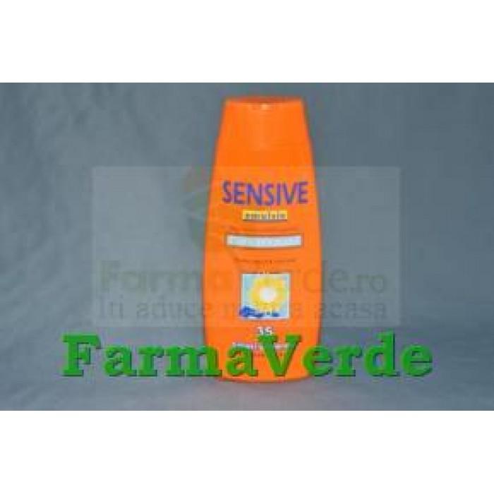 Emulsie Bronzat Galbenele FPS35 250 ml Sensive