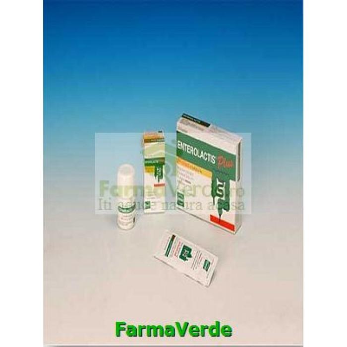 Enterolactis PLUS 20 capsule antidiareic Triopharma