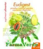 Eudigest 30 capsule pentru usurarea digestiei Quantum Pharm