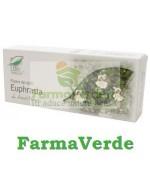 Euphrasia Floare de ochi 30 capsule Medica ProNatura