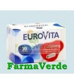 Eurovita Ginseng 30 comprimate Europharm