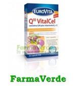 Eurovita Q10 VitaCel 32 capsule moi Europharm