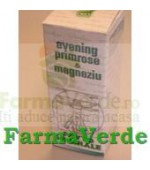 Evening Primrose & Magneziu 30 cps Medica Pronatura