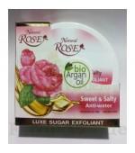Exfoliant corporal pe baza de zahar si sare 200 ml BGA19 Rose