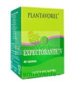 Expectorante V 40 tb PlantaVorel