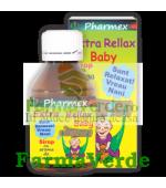 Sirop EXTRA RELLAX Baby 100 ml Pharmex