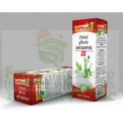 Extract Gliceric ANTIADIPOS 50 ml Adnatura Adserv