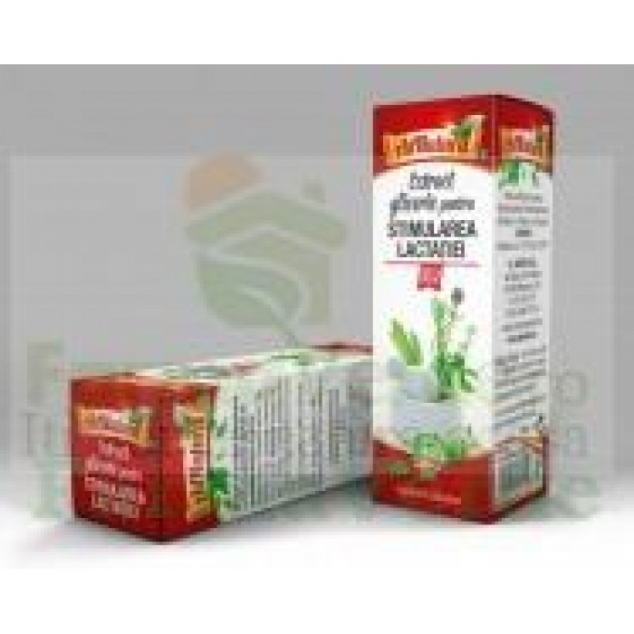 Extract Gliceric STIMULAREA LACTATIEI 50 ml Adnatura Adserv