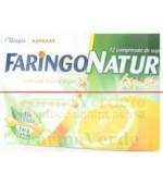 FaringoNatur Lamaie 12 Comprimate fara zahar Terapia