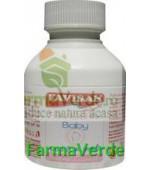 Faviderm baby pudra cu propolis 100 ml Favisan