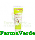Favivein Unguent cu Castan,Sanziene,Spanz 50 ml Favisan