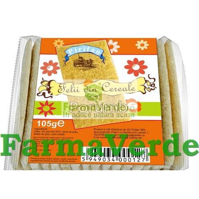 Felii Cereale Porumb 105 gr Pirifan