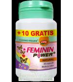PROMO!! FEMININ POWER 30+10 capsule GRATIS! Cosmopharm