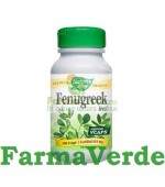 FENUGREEK 610mg 100 capsule Schinduf Nature's Way Secom