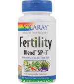 Fertility Blend-Infertilitate 100 Capsule Solaray Secom