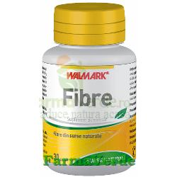 Fibre Digestie Sanatoasa 30 cpr Walmark