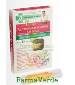 Complex vegetal impotriva caderii parului fiole cod FAP 10