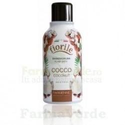 FIORILE COCONUT Spumant pentru baie si dus PI102 Cosmetica Verde