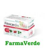 Fitocardin Un ritm cardiac normal 30 capsule Rotta Natura