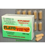 Flavovit C Adulti 500 mg 40 Cps Hofigal