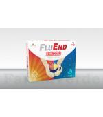 Fluend Hot Drink 12 plicuri Viroze Respiratorii Sun Wave Pharma