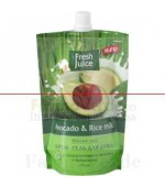 FRESH JUICE Gel de dus cremos cu extracte de avocado,orez UFJ40