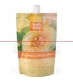 FRESH JUICE Gel de dus cremos cu extract de pepene galben UFJ47