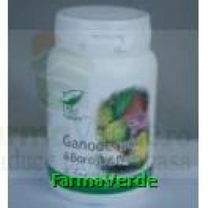 Ganoderma & Borojo & Noni 60 capsule Medica ProNatura
