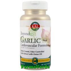 Beyond Garlic Usturoi 60 capsule Secom