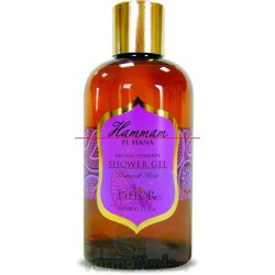 Gel Dus Damask Rose 250 ml Hammam El Hana