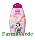 Disney Princess Gel de Dus 300 ml Trans Rom