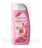 Gel de dus energizant parfumat BB3 250 ml Rose Cosmetica Verde