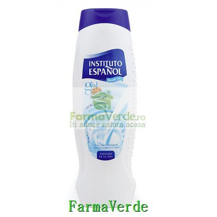 GEL DUS LAPTE SI PROTEINE 1250 ml Cosmetico