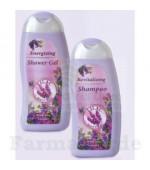 Gel de dus energizant parfumat 250 ml BB38 Liliac Natural