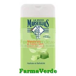 Gel de Dus Mandarine & Lime 250 ml Le Petit Marseillais
