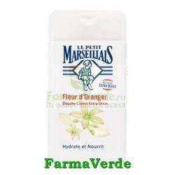 Gel de Dus Flori de Portocal 250 ml Le Petit Marseillais