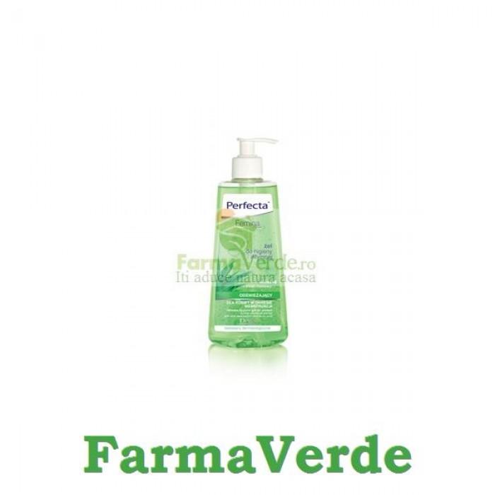 Gel pentru igiena intima extract din aloe si acid lactic 300 ml