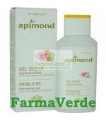 Gel Igiena Intima Fara Sapun 200 ml Apimond Cosmetic