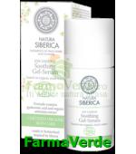 Gel-ser calmant contur ochi NST35 NaturaSiberica Cosmetica Verde