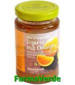 Gem de ghimbir cu portocale fara zahar BIO 250g Sonnentor