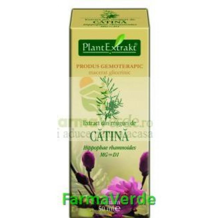 Gemoderivat Extract din muguri de catina 50ml Plantextrakt