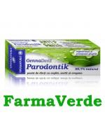 GennaDent Parodontik Pasta de Dinti 75 ml Viva Natura