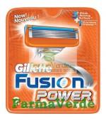 Rezerva Gillette Fusion Power 2 buc Trans Rom