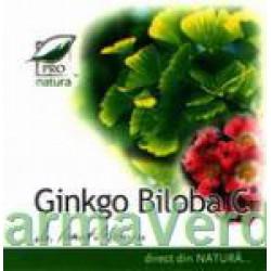 Ginkgo Biloba C 200 capsule Medica ProNatura