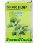 Ginkgo Biloba 30 Cpr Ozone Labormed